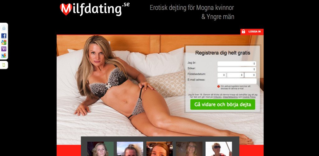 Kvinnor som söker sex dating