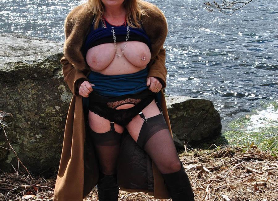 Lady Sandra har äntligen ett slavrum tillgängligt igen